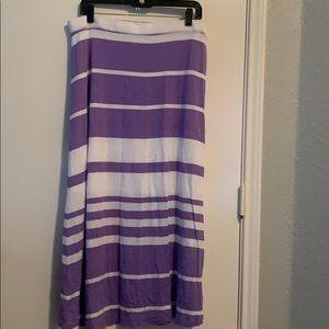 ❤️New York and Company Maxi Skirt